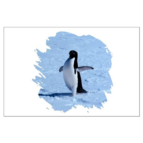 Penguin Large Poster