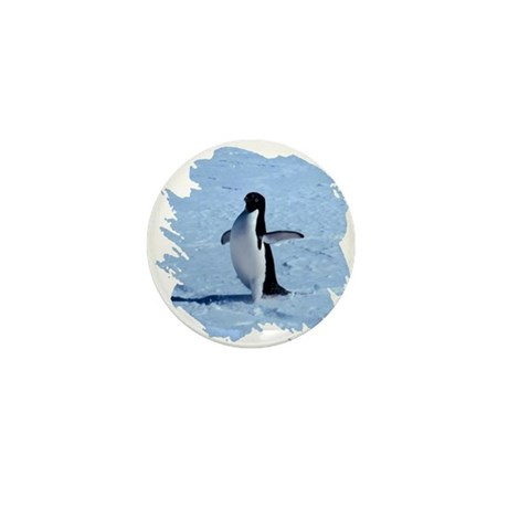 Penguin Mini Button (100 pack)