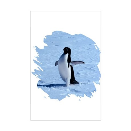 Penguin Mini Poster Print