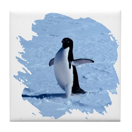 Penguin Tile Coaster
