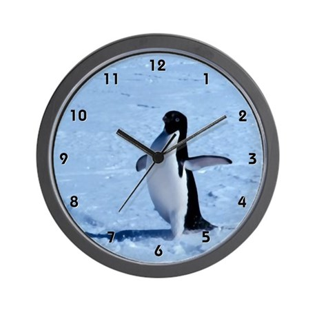 Penguin Wall Clock