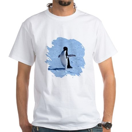 Penguin White T-Shirt