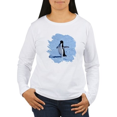 Penguin Women's Long Sleeve T-Shirt