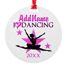 DANCE STAR Ornament