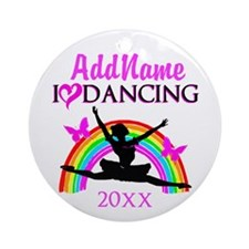 MODERN DANCER Ornament (Round)