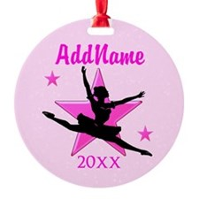 DANCER GIRL Ornament