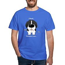 Newfie (Landseer) - I Drool T-Shirt
