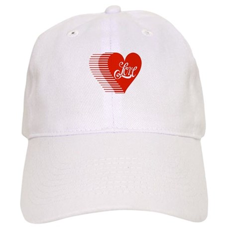 Love Heart Cap
