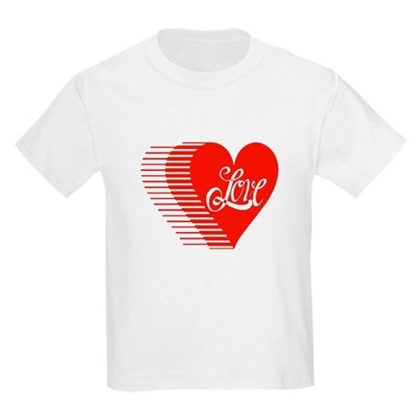 Love Heart Kids T-Shirt