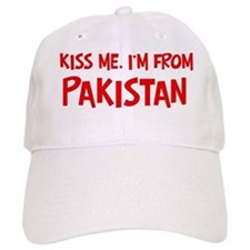 Kiss me Pakistan Cap