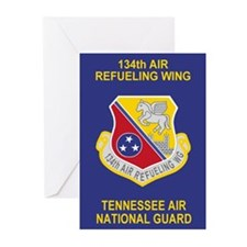 134th ARW Greeting Cards (Pack of 6)
