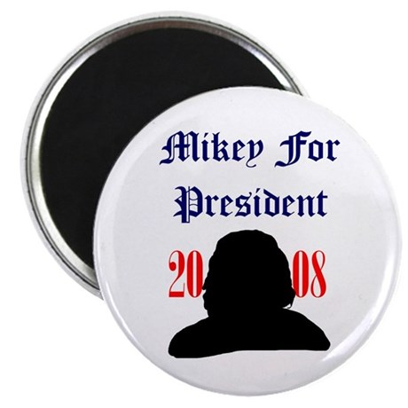 Mikey For President Magnet