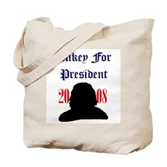 Mikey For President Tote Bag