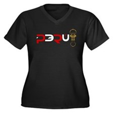 Peru logo 1 Plus Size T-Shirt