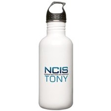 NCIS Logo Tony Water Bottle