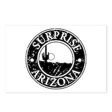 Surprise, AZ Postcards (Package of 8)