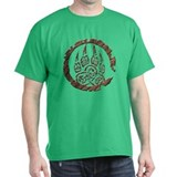 Celtic Stone: bear Paw T-Shirt