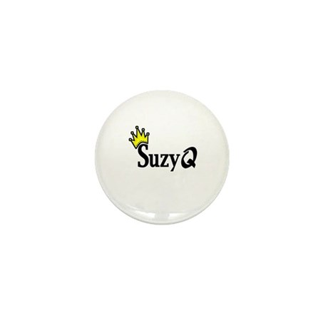 Suzy Q Mini Button (10 pack)