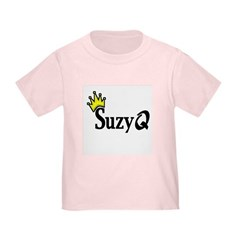 Suzy Q Toddler T-Shirt