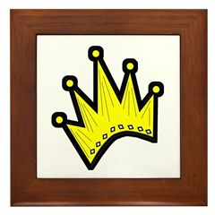 Crown Framed Tile