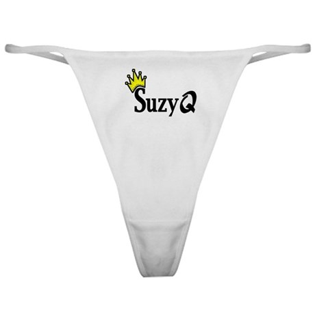 Suzy Q Classic Thong