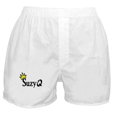 Suzy Q Boxer Shorts