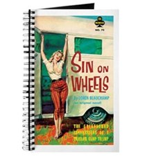 "Pulp Journal - ""Sin On Wheels"""