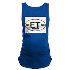 ETHIOPIA.png Maternity Tank Top