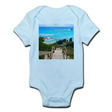 Church Bay Bermuda Tropical Beach Body Suit