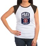 Dulles Airport Police Women's Cap Sleeve T-Shirt