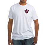 33rd Degree Mason Fitted T-Shirt