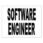 Software Engineer Small Poster