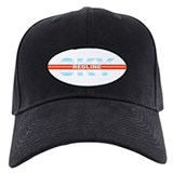Sky Redline &quot;Chrome&quot; Baseball Hat
