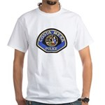 Costa Mesa Police White T-Shirt