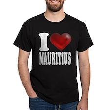 I Heart Mauritius T-Shirt