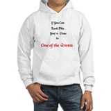 Great Violinists  Hoodie