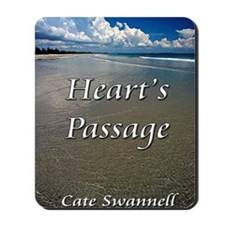 Heart's Passage Mousepad