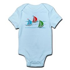 Yacht Race copy Body Suit