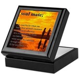 Soul Mate Keepsake Box-ASK ME HOW TO PERSONALIZE