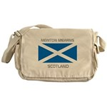 Newton Mearns Scotland Messenger Bag