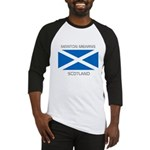 Newton Mearns Scotland Baseball Jersey