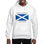 Newton Mearns Scotland Hooded Sweatshirt