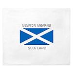 Newton Mearns Scotland King Duvet