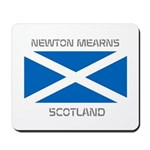 Newton Mearns Scotland Mousepad