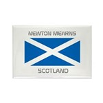 Newton Mearns Scotland Rectangle Magnet (10 pack)