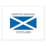 Newton Mearns Scotland Small Poster