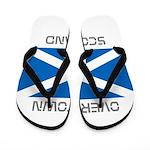 Overtown Scotland Flip Flops