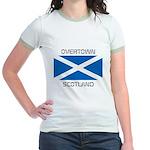 Overtown Scotland Jr. Ringer T-Shirt