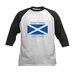 Overtown Scotland Kids Baseball Jersey