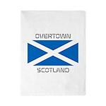 Overtown Scotland Twin Duvet
